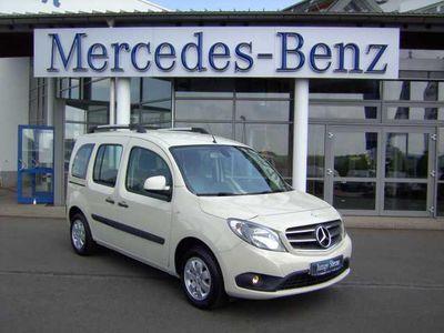 gebraucht Mercedes Citan 109 CDI Kombi Lang Klima+SHZ