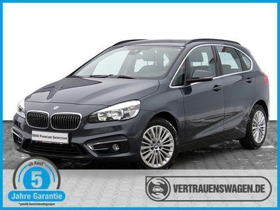 gebraucht BMW 218 Active Tourer Luxury Line LEDER NAVI PARKASS
