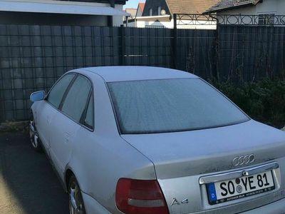gebraucht Audi A4 B5 1,6 mit LPG als Limousine in Wickede (Ruhr)