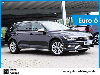 gebraucht VW Passat Alltrack 2.0TDI 4mot DSG Cam LED ACC Einpark Navi