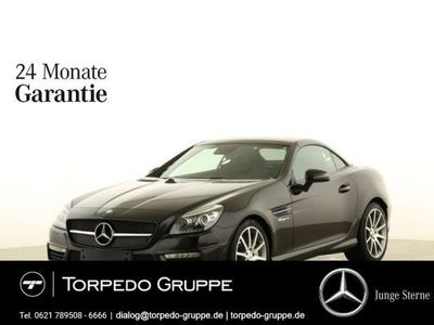 gebraucht Mercedes SLK55 AMG Mercedes-AMG