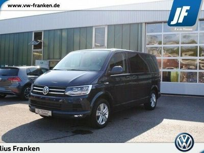 gebraucht VW Multivan T62.0 TDI DSG Navi LED AHK Standh DAB+