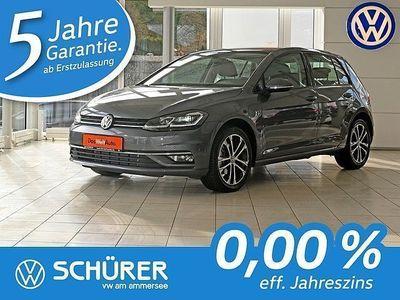 gebraucht VW Golf I Golf 7 Highline 2.0TDI DSG LED°AHK°Pano°Navi°Kamera°Act-Info°Massagesitz