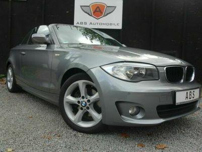 gebraucht BMW 120 Cabriolet d Sportpaket Navi/Leder/Klima/PDC/Alu
