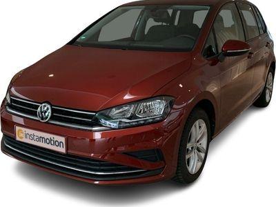gebraucht VW Golf Sportsvan Golf Sportsvan 1.0 l TSI/SHZ/PDC/BT/Klima
