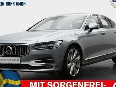 gebraucht Volvo S90 D4 Inscription EURO6 Aut. BUSINESS PRO ON CALL NAVI