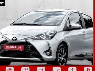 gebraucht Toyota Yaris 1,5-Dual-VVT-iE Comfort Kamera*Tempomat