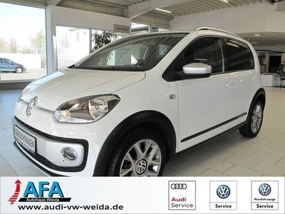 gebraucht VW cross up! up! 1,0Klima,Sitzhzg,PDC