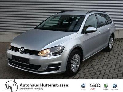 gebraucht VW Golf Variant Trendline VII 1.6 TDI SHZ PDCv+h Temp Navi