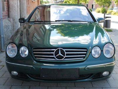 gebraucht Mercedes CL500 2. Hand