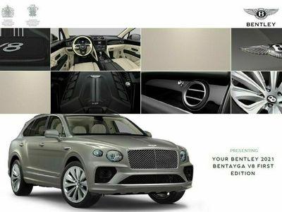 gebraucht Bentley Bentayga V8 First Edition als SUV/Geländewagen/Pickup in Hannover