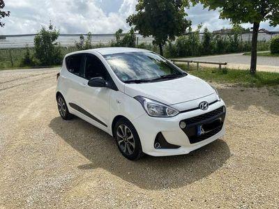 gebraucht Hyundai i10 1.2 Passion