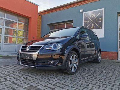 gebraucht VW Touran Cross (1T2) AUSTAUSCHMOTOR (3000km)
