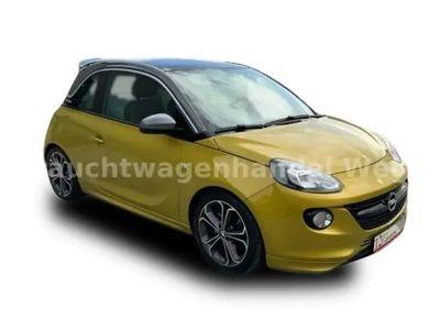 gebraucht Opel Adam S*INFINITY*PANORAMA*LENKRADHEIZUNG*CARPLAY