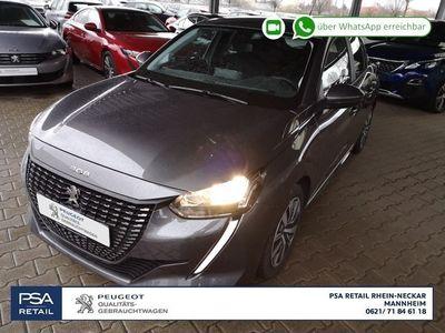 gebraucht Peugeot 208 Active PureTech75 5tür. *Klima *Radio *EPH