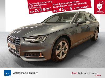 gebraucht Audi A4 Avant 35 TFSI sport AHK / LED / DAB / Leder