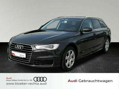 gebraucht Audi A6 Avant 2.0 TDI S tronic AHK Leder Sportsitze N