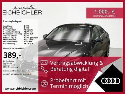 gebraucht Audi A5 Sportback 40 TDI S tronic 20 Zoll Xenon PreSense
