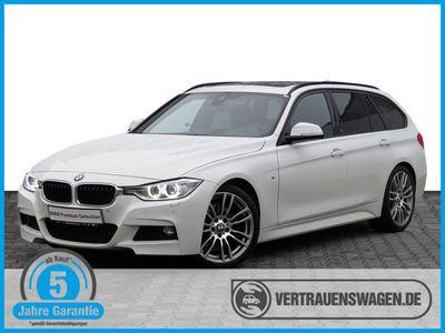 """gebraucht BMW 330 dA Touring M-Sportpaket 19"""" STANDHZG HEAD-UP"""