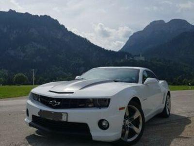gebraucht Chevrolet Camaro Coupe 6.2 V8 Aut. SS
