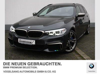 gebraucht BMW M550 d xDrive Touring Head-Up HK HiFi DAB WLAN