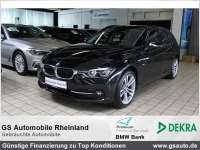 used BMW 318 d T. Sport Line Navi HiFi LED PDC 18 Zoll