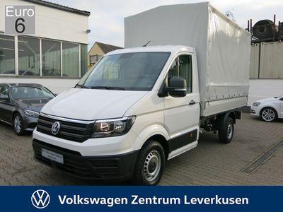 gebraucht VW Crafter 2.0 Pritsche 35 MR KLIMA EURO6 - Klima,Servo,