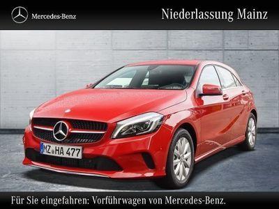 gebraucht Mercedes A180 BE Style akt. Parkassistent