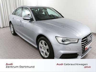 gebraucht Audi A6 Limousine 3.0TDI qu. S tronic Navi+/eSitze/Leder