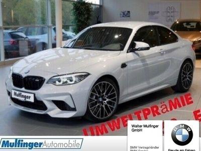 gebraucht BMW M2 Coupe Competition NaviProf Harman MSportSi RCam