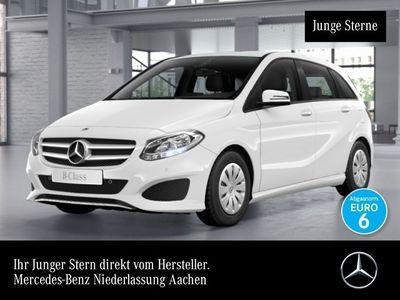 gebraucht Mercedes B180 Keyl-GO Navi Laderaump Sitzh Temp