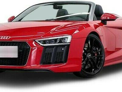 gebraucht Audi R8 Spyder R8 V10 RWS S-AGA BuO KAMERA NAVI+ DAB+