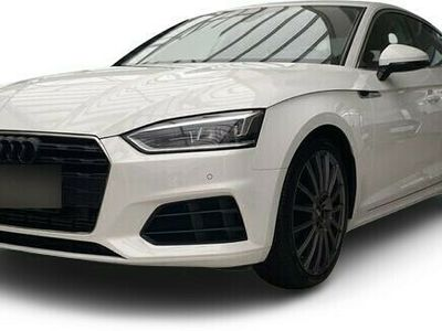 gebraucht Audi A5 Sportback 40 TFSI Navi LED Kamera PDC LM Tempo