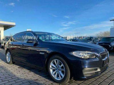 gebraucht BMW 518 d Touring Navi AHK BI-Xenon Business-Paket