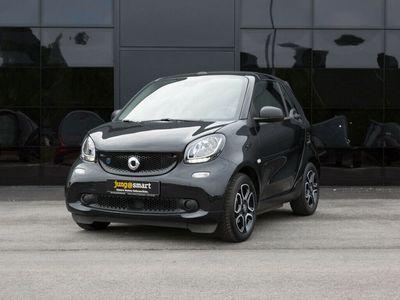 gebraucht Smart ForTwo Electric Drive cabrio Cool u. Audio