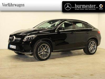 gebraucht Mercedes GLE400 4MATIC Coupé AMG+Comand+Distronic