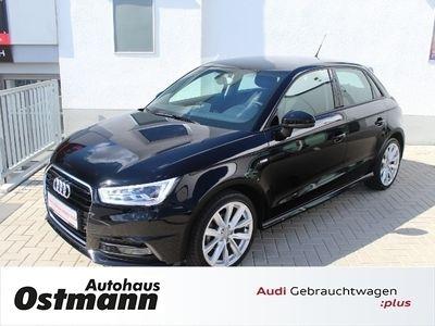 gebraucht Audi A1 Sportback 1.0 TFSI basis S line*Xenon*Euro6