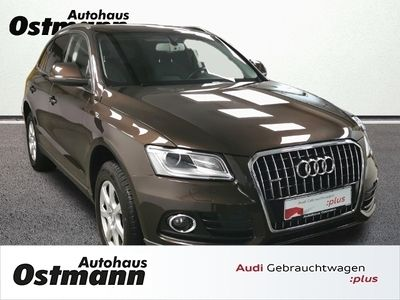 gebraucht Audi Q5 2.0 TDI quattro XENON*KLIMA*NAVI
