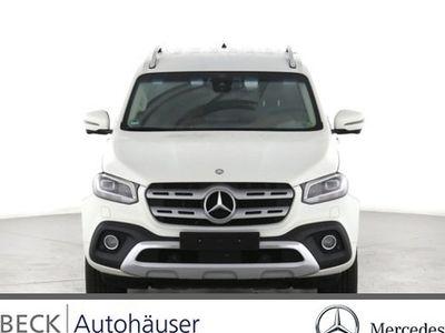 gebraucht Mercedes X250 d 4MATIC POWER EDITION 360°/LED/Standheiz.
