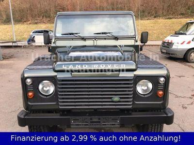 gebraucht Land Rover Defender 90 Td4 Station Wagon SE   Neuer TÜV