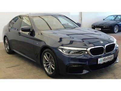 gebraucht BMW 520 d xDrive M-Sport,Adap.LED,eh U