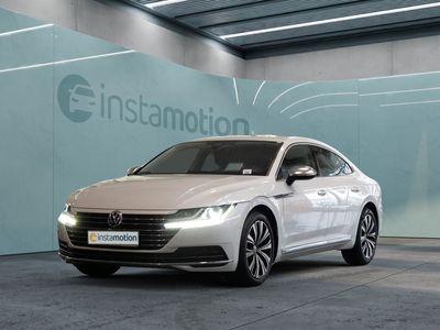 gebraucht VW Arteon Arteon2.0 TDI Elegance BMT HUD NAVI LED ACC AID
