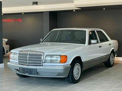 gebraucht Mercedes 420 W126 2.Hd. Deutsches Fahrzeug H-Kennzeich als Limousine in Hennef
