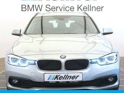 gebraucht BMW 320 d Navi,LED,PDC,TEMP,17 Zoll, 47% unter eh.UP