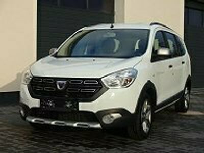 gebraucht Dacia Lodgy Streetway Comfort TCe 100 75KW 7-Sitze Winter 2021