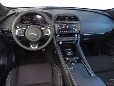 gebraucht Jaguar F-Pace 20d AWD R-Sport AWD BlackPack* Winter* 360Grad