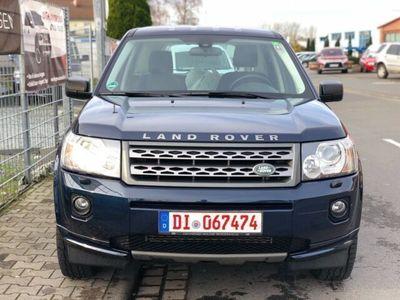 gebraucht Land Rover Freelander 2 TD4_e E