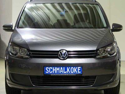 gebraucht VW Touran 2.0TDI DPF bei Gebrachtwagen.expert