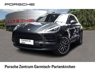 gebraucht Porsche Macan Panoramadach, 3-Zonen Klimaautomatik, DAB