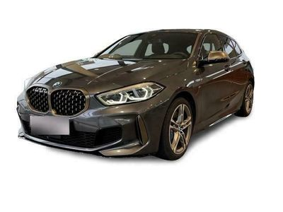 gebraucht BMW M135 i xDrive DrAss AG+ H/K LRH SHZ Navi Kurvenlicht e-Sitze HUD Fernlichtass.